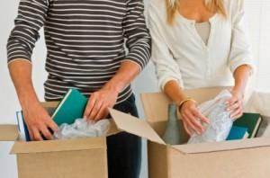 New Tenants Unpacking