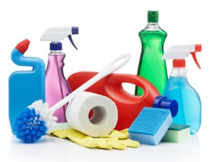 Cleaning Products & Chemicals