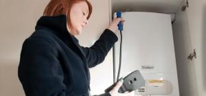 VHL boiler service