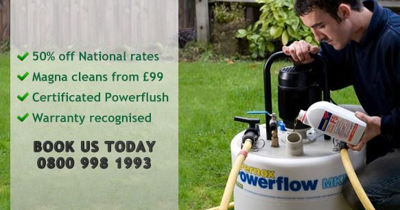 Powerflush from VHL