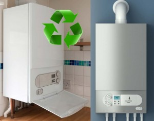 Trade in your old boiler