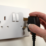 Unplugging a socket