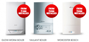 New boiler prices