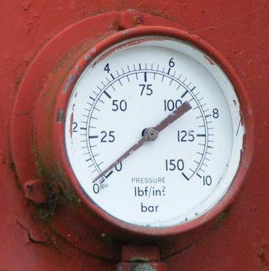 Fixing Low Boiler Pressure - VHL