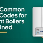 Vaillant Boiler Error Codes Explained [Infographic]