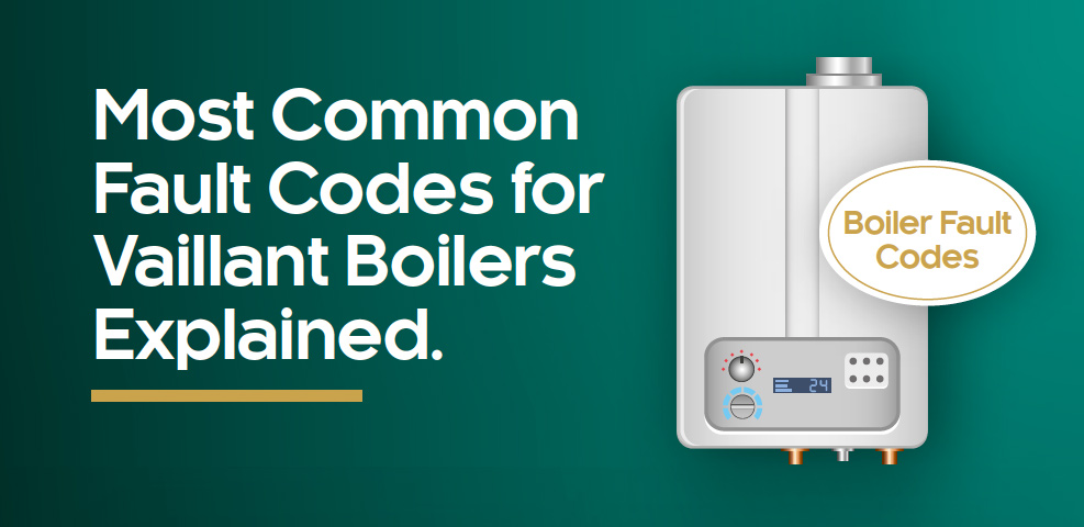 Vaillant Boiler Error Codes Explained Infographic Vhl