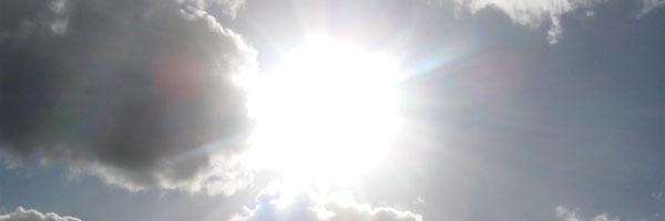 Solar power from the sun