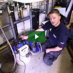 How does a powerflush work?