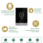 Smart Thermostats – Nest & Wave comparison [infographic]