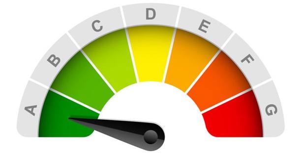 energy efficicency dial