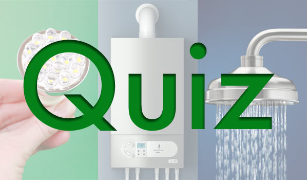 Quiz for heating, plumbing, electrical