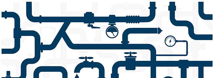 Pipework illustration