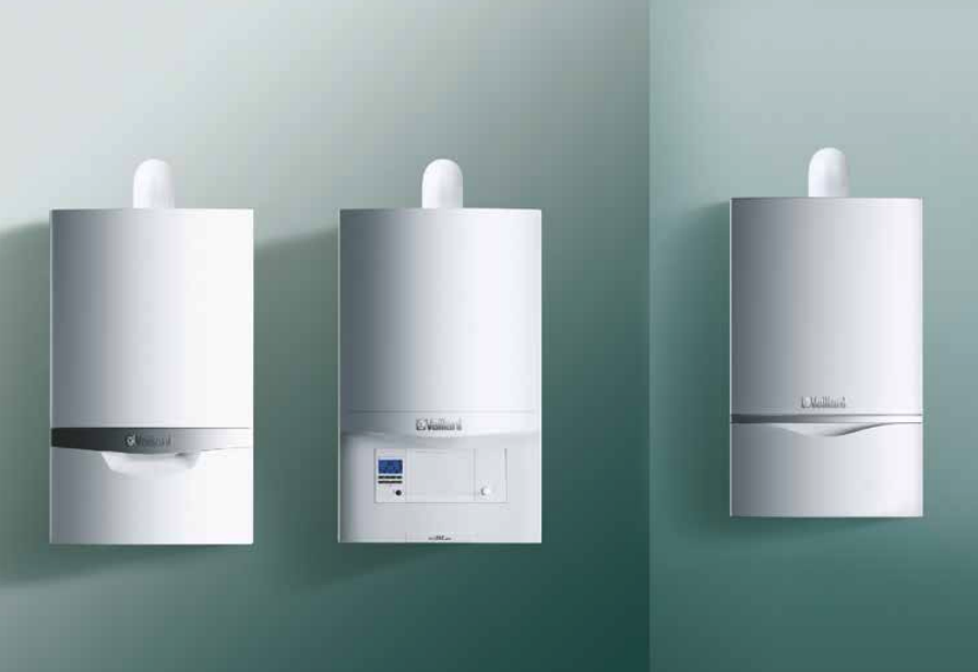 Vaillant ecoTec energy efficient boiler range